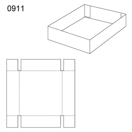 Obrázek z Vnitřní prvek obalu 0911